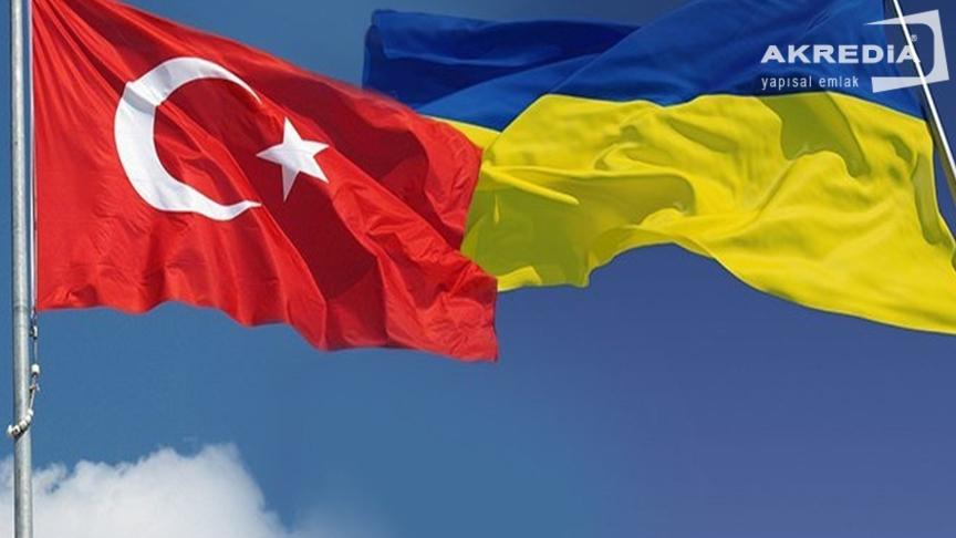 Ukrayna ve Türkiye serbest ticaret bölgesi kurmaya hazırlanıyor