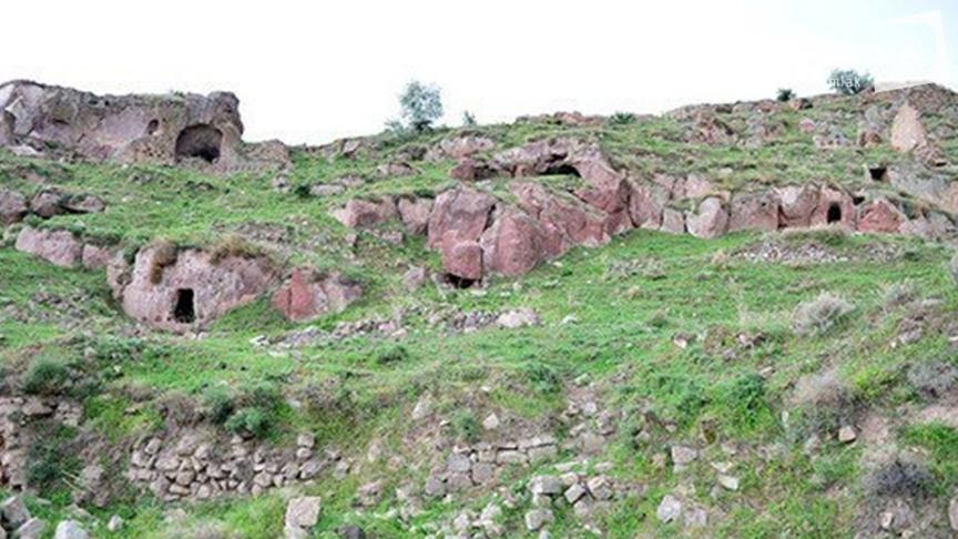 Kayseri eyaletindeki 52 odalı bir antik kent