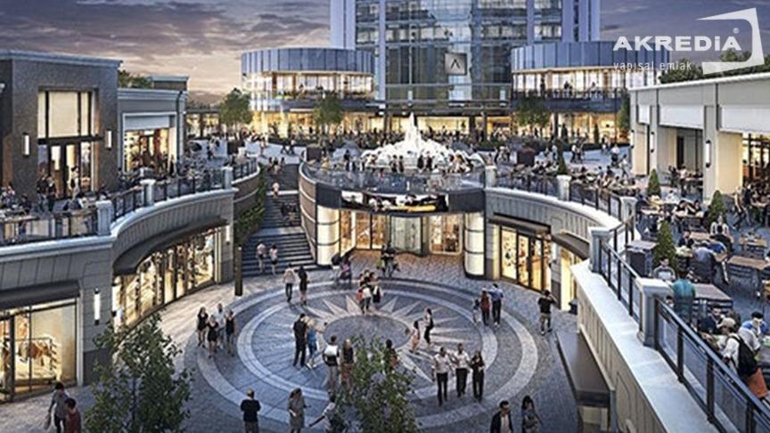 Emaar Square Mall 28 Nisan'da Kapılarını Açıyor