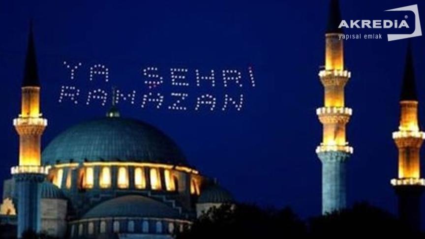 Diyanet İşleri Türk Müdürlüğü Ramazan ve Ramazan Bayramı tarihi ilk günü açıkladı
