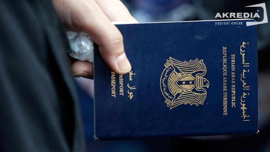 Suriyeli Yabancılar İçin Oturma Ve Çalışma İzni