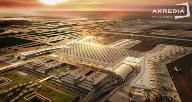 Havalimanı ekonomiye 79 milyar dolar katkı sunacak
