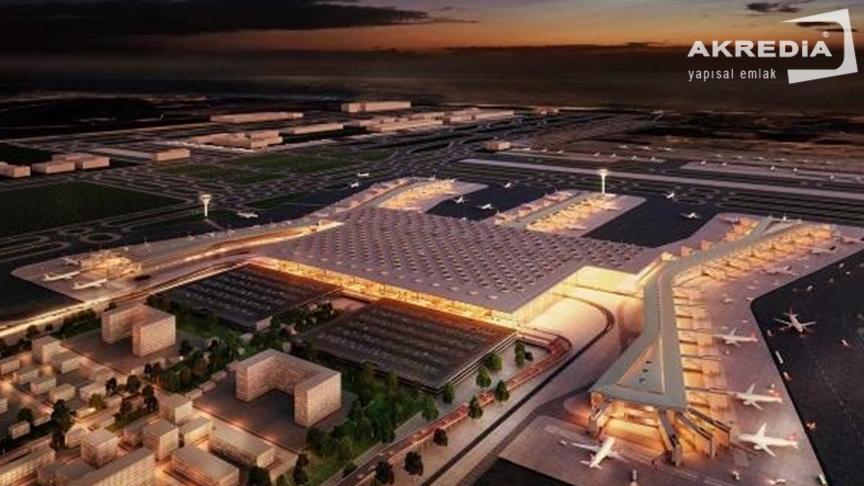Üçüncü havaalanı açılır açılmaz Türkiye'ye gidilecek yer sayısı arttı