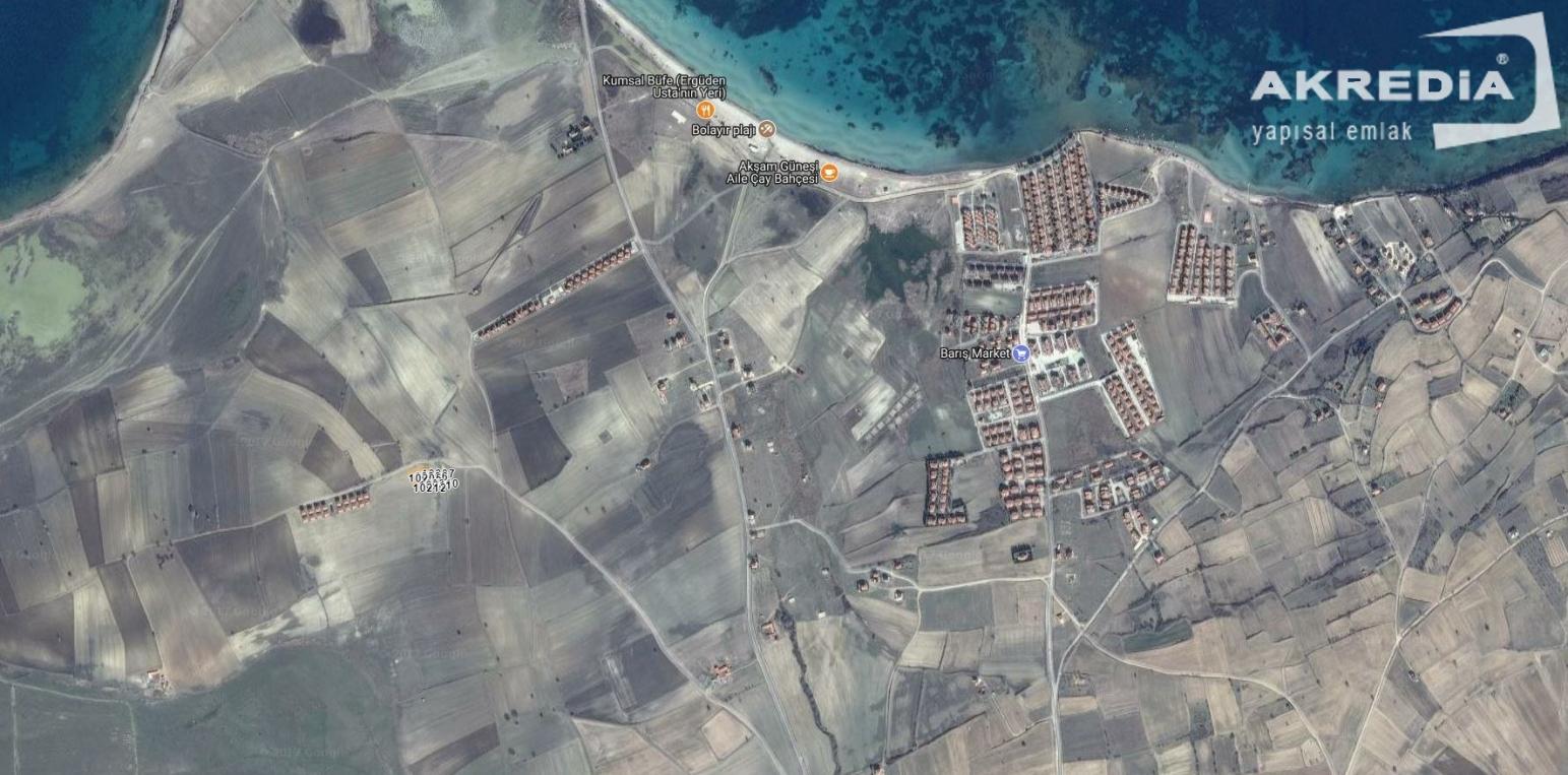 Çanakkale Bolayır'da Satılık İmarlı Arsalar