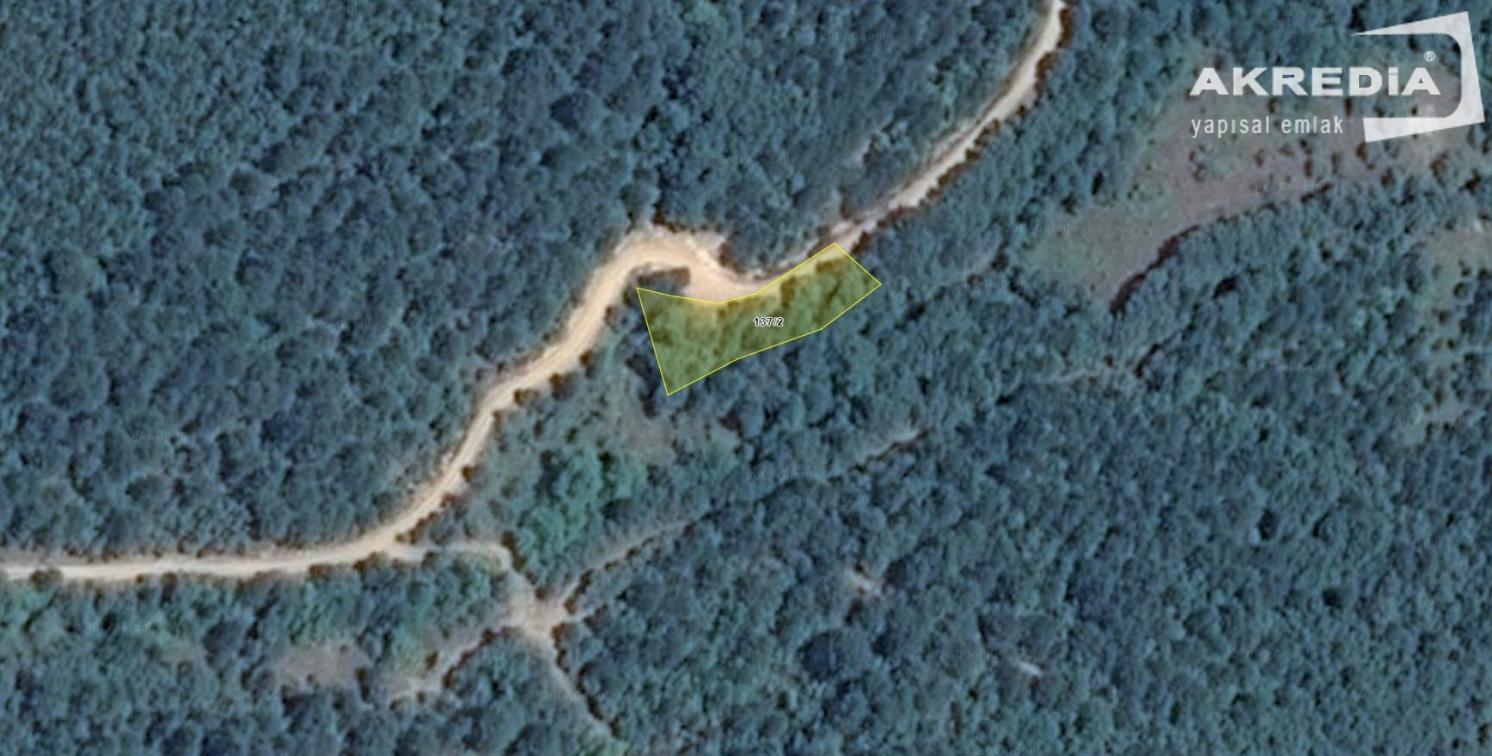 Kaz Dağlarında Uygun Fırsat Arazi